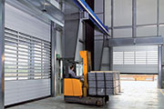 Hörmann HS 7030 PU spiral high-speed doors
