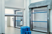 Hormann introduces high speed internal door for air purification