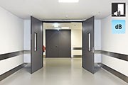 Hormann Introduces Noise Cancelling High Performance HD Acoustic Door