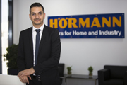 Hormann Launches Innovative Industrial Sectional Doors at Big 5, 2015
