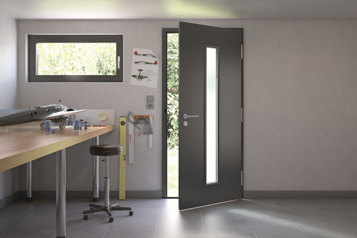 Hormann launches multipurpose external door with best thermal insulation value