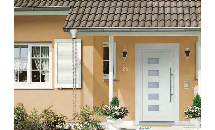 Hörmann Comfort Entrance Doors
