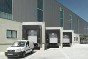 Hörmann Industrial Sectional Door SPM (Assembled in Dubai)