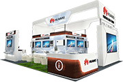 Huawei Showcases FusionSolar at Dubai Solar Show