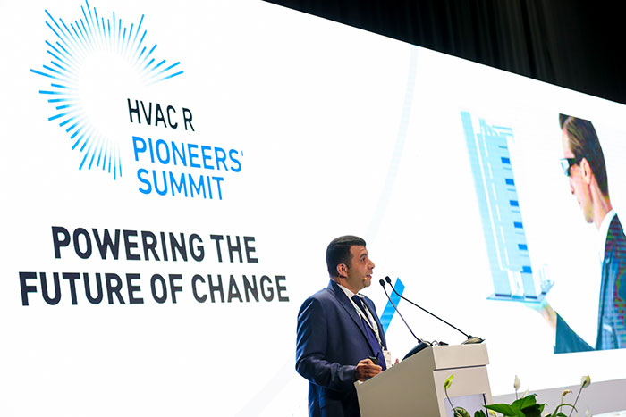 HVAC R Innovation Coined as Pivotal for Greening Region's Cities