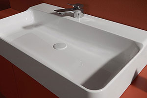 Ideal Standard Introduces Conca Basins