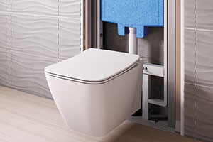 Ideal Standard Launches Comprehensive New Range of Prosys Pre-Wall Solutions