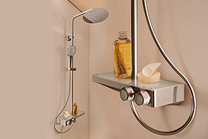 Ideal Standard 'Powers The Everyday' With Expanded Showering Collection