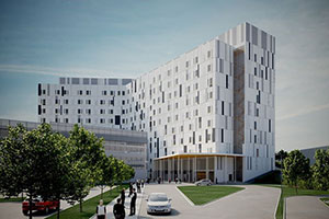 iLOQ Involved in The New H Building Construction Project