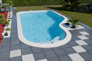 In the need of professional, on time delivery of swimming pools?