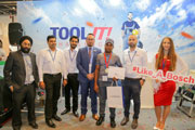 Inaugural Tool It! Challenge hits nail on the head at Hardware + Tools Middle East 2017