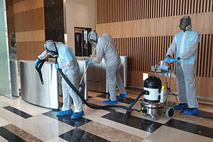 Increased Demand for Disinfection and Sanitisation Services