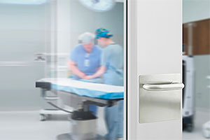 INOX Develops Antimicrobial Coating for Commercial and Residential Door Hardware