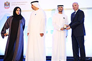 InSinkErator recognized for continued contribution to UAE State of Energy Report