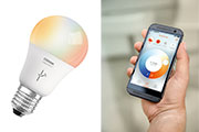 Intelligent light from Osram - simple, individual and colorful