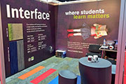 Interface redefines the space for education