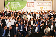 International Concrete Technology Forum 2018 – Dubai