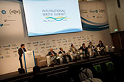 International Water Summit to Address Resource Sustainability and Water Security in Arid Regions