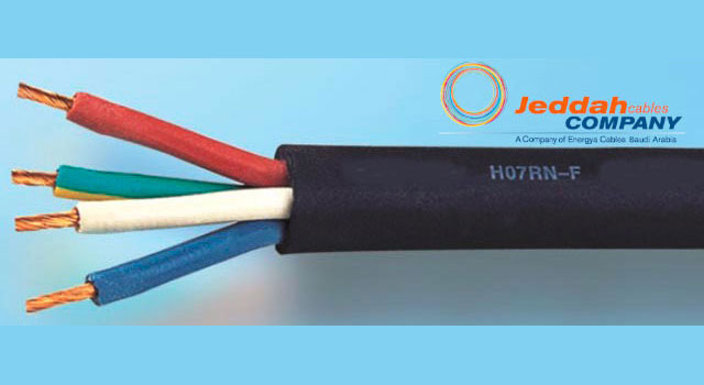 Jeddah Cable Company Unveiling Specialized Range of Rubber Cables