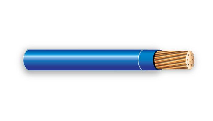 Pvc Single Core Cables : Thhn thwn wire single core cu pvc nylon jeddah cables