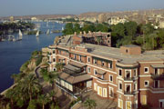 Jotun announces completion of old and new Cataract Hotel projects in Egypt.