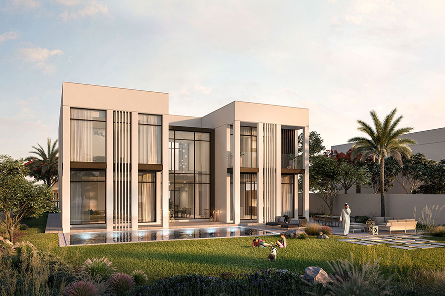 Jubail Island Investment Company Awards Villa and Townhouse Design Contract