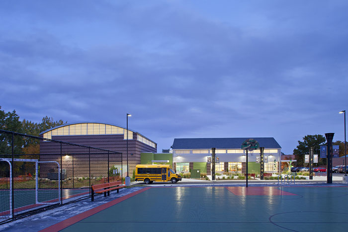 Kalwall Featured in Jack A. Vickers Boys & Girls Club Award-winning Project