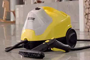 Karcher's Steam Cleaners Rids Uninvited Guests