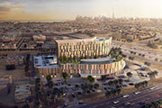 King's UAE hospital on the Middle East Architect Award's shortlist