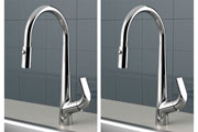 Swing Series Kitchen Sink Mixer