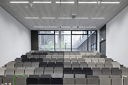 Knauf AMF enhance the acoustics in the new building at the Bielefeld University of Applied Science