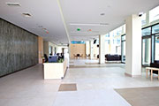 Knauf AMF helps create the perfect healing environment