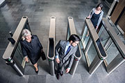 KONE receives a coveted iF Design Award for its innovative turnstile solution