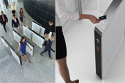 KONE Turnstile, an effective access control