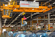 Konecranes extensive range of cranes for Middle East
