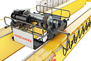 Konecranes introduces a new heavy-duty overhead crane to the Middle East