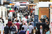 Lasrgest construction industry event to kick-off in Dubai on Sunday.