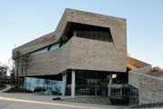 LATICRETE Goes Direct for Exterior Stone Veneer at Hanseong Baekje Museum in Seoul, South Korea