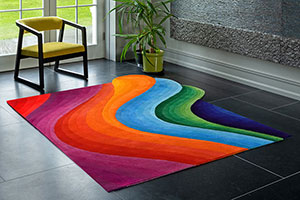 Launching the Wave Rug: Something Joyful in These Bleak Times