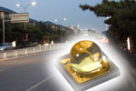 LED street lighting conquers China.