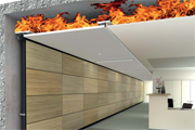 Lindner Integrated building solutions with guaranteed fire protection