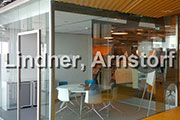 Lindner Offers Freedom in Design with its Demountable Partition System