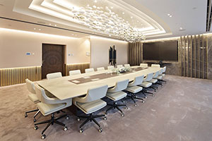 Luxury and Contemporary Office