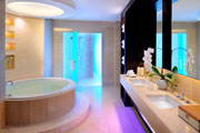 Luxury bathroom design on a record-breaking level