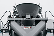 Major success for Hyundai's concrete mixers made out of Hardox steel from SSAB