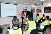 MAPEI conducts themed monthly training workshops for construction practitioners and developers.