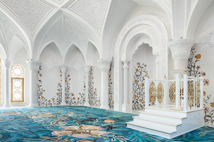 Margraf Marble at The Heart of Islamic Architecture