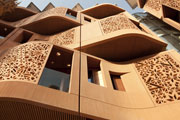 Masdar City chooses SoFi to monitor carbon in buildings.