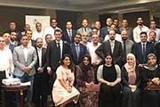MEFMA hosts an event in Egypt to discuss challenges and opportunities for local FM sector