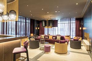 Mercure Almaty Hotel Kazakhstan by CaberlonCaroppi